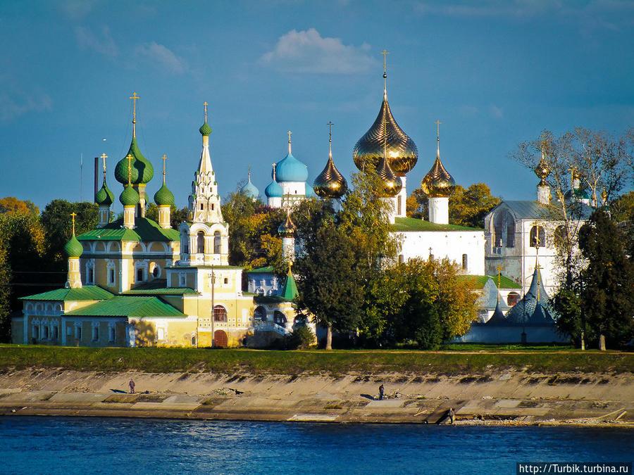 всей России какие места нужно посетить в городе углич свой
